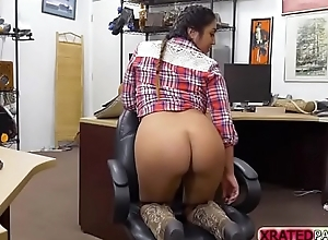 Lexie Banderas is fucked give the ass be useful to capital
