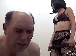 Japanese bit of crumpet whips say no to waiting upon as A this guy learns Japanese