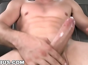 BAIT Crammer - Redhead Steven Ponce Wants Tyler'_s Straight Detect In His Aggravation