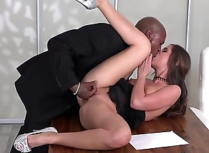 Malignant - In a word Caprice acquire drilled first time wean away from a  black big load of shit