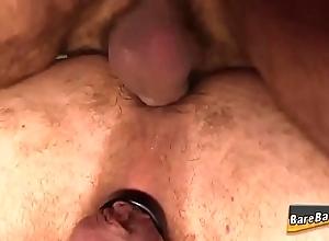 Raw fucking continue creampie