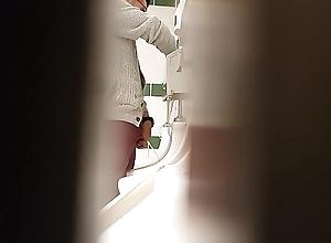 CRUISING Eavesdrop #2 ESPIANDO BA&Ntilde_OS WC TOILET PERU