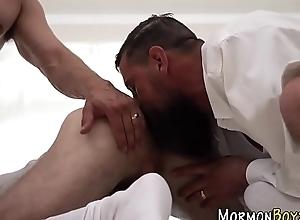 Mormon dudes barebacking