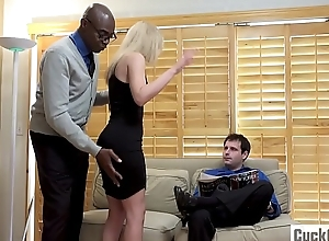 Humiliated cuckold pinch pennies - Karter Foxx
