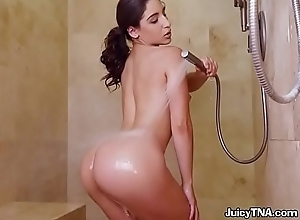 Bootylicious Toddler Abella Dare Takes A Shower