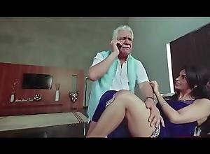 Om Puri and Mallika Sherawat Bonking Nude Scene - Sexy Masala Scenes from Bollywood Movie Dirty Public affairs - Oral-stimulation