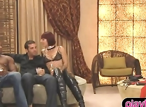 Taking together with nasty swinger couples having fun