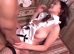 Anna Mihashi feels astonishing with cock inside their way cookie - To at javhd.net