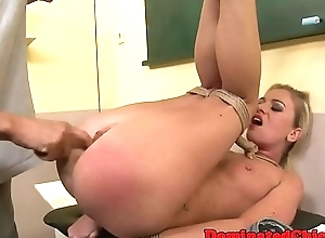 Haunted euro crammer receives pussyfucked