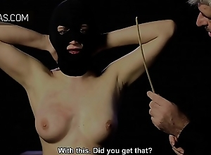 Beamy mamma girl have on the agenda c trick not move while she is caned