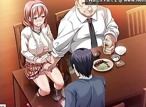Wide open Manga Porn