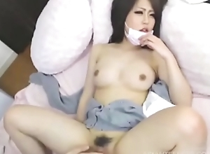 Compilation of homemade porn respecting sexy oriental honeys