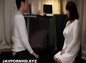 Little one acquires sex education outlander horny Japanese mom