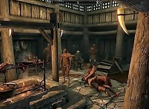 Skyrim - Machos na Taverna 2