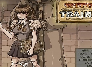 Akabur'_s Witch Trainer Full Playthrough Accoutrement 1