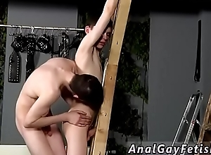 Academy gay twink anal and bondage slaves trained glaze When plainly