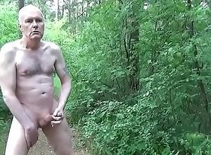 Ulf Larsen public nude &amp_ pee