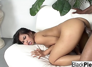 Asian hottie Cindy Starfall acquires some BBC from Mr. Marcus