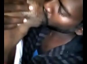 Tamil desi men kissing
