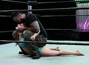 Mixed Wrestling vol8 BrookeVSAssociate
