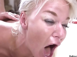 University sponger anal fucks Deans wife less bondage