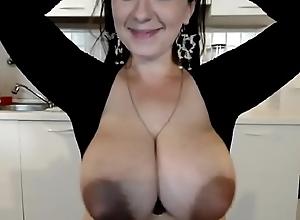big nipples lactating cam