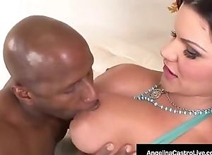Cuban BBW Angelina Castro Royal Fucked By Malicious Prince!