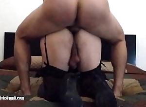 Scrivix bottomless gulf anal plus sperm drinking from disdainful rind
