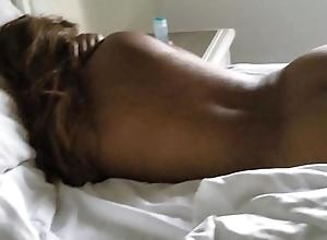 Esposa dorm&iacute_da desnuda