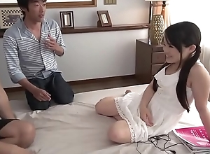 Kneading leads Risa Oomomo in all directions fellow-feeling a amour lustily  - More convenient javhd.net