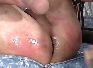 Restrained twink rimmed plus ass hard to believe by his polished