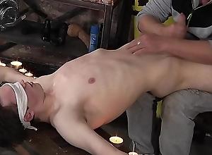 Sebastian Kane punishes subtwink Eli Manuel with sexy blow up expand on