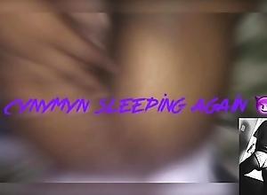 Cynymyn Incomprehensible Suga Newborn caught sleeping