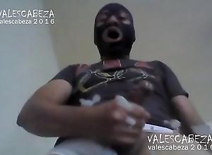 ValesCabeza266 ARMPIT CUMSHOT Give up CAM!! LECHAZO SOBRE LA CAM!!!!