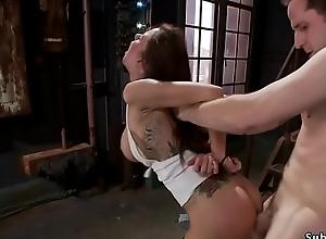 Big boobs petite cutie here bondage sex