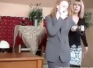 Spanking Legal age teenager Jessica - Rough-hewn Work