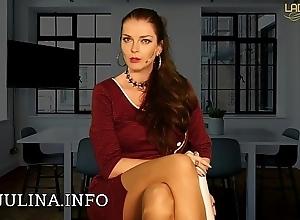 Bewerbung bei der Office Domina Lady Julina als keusches Lustobjekt